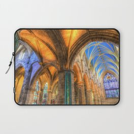 The Cathedral Atmosphere Laptop Sleeve