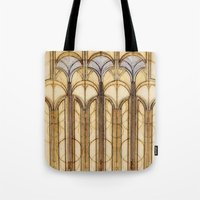 palms Tote Bags featuring Palms by Steve W Schwartz Art