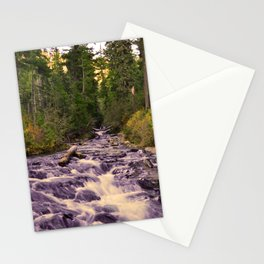 Gushing Stream Stationery Cards