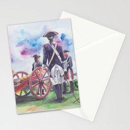 Artillery Company Stationery Cards