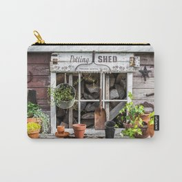 Potting Shed At Work Carry-All Pouch