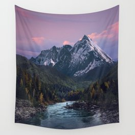 Wonderful View <3 Wall Tapestry