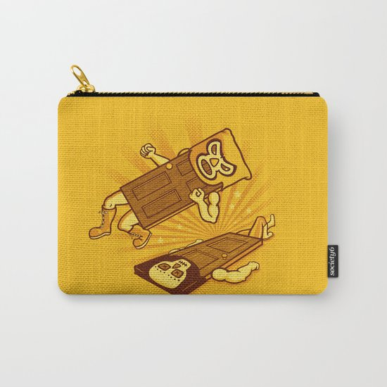 Lucha Doors!  Carry-All Pouch