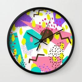 Cool Kids I Wall Clock