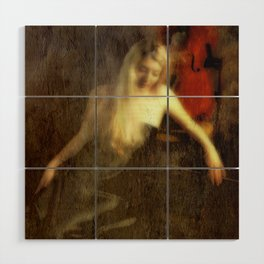 The Passion Wood Wall Art