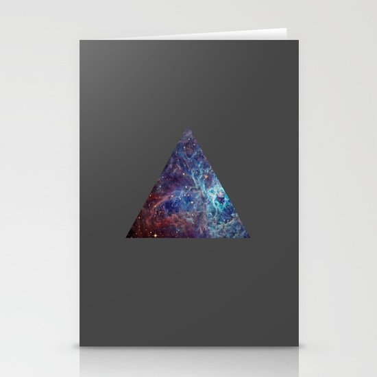 Biggest Hipster in all Cosmos Stationery Cards