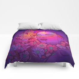 Floral Bath 2 | 2018 Comforters