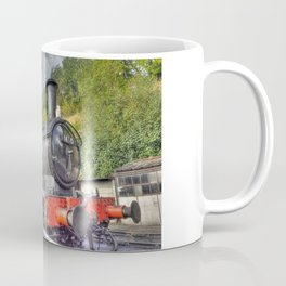 Steam Train at Bewdley Coffee Mug