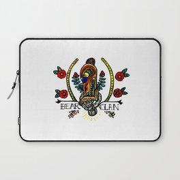 Bear Clan Pride Laptop Sleeve