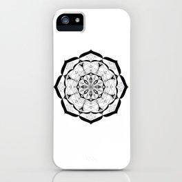 Mandala iPhone Case