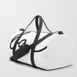 Bae Duffle Bag