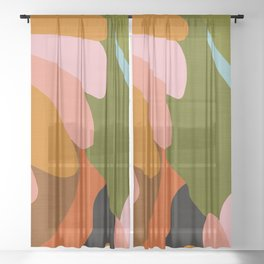 Floria Sheer Curtain
