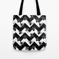 insects Tote Bags featuring Insects by Julia