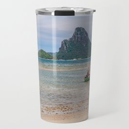 Three Boats Thailand Travel Mug