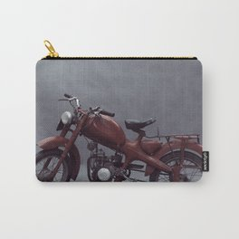Fine art print, old moto interior design, hasselblad, still life, high quality photo (n°4) Carry-All Pouch