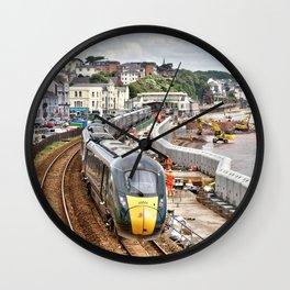 Dawlish IET Wall Clock