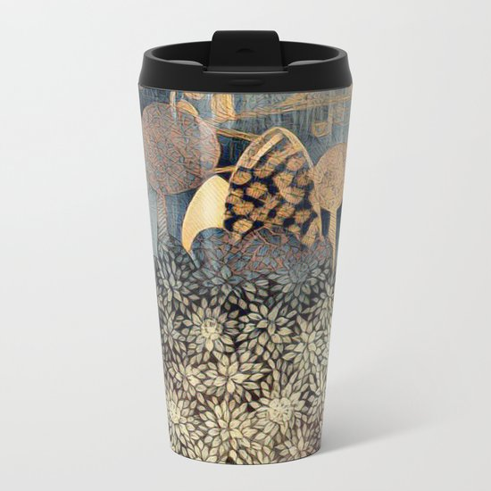 Enchanted Metal Travel Mug