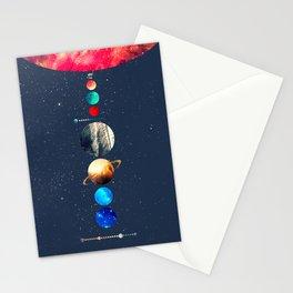 Solar System vol 2 Stationery Cards