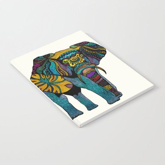 Elephant of Namibia Notebook