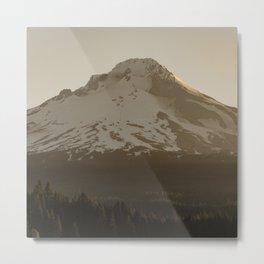 Mountain Moment Metal Print