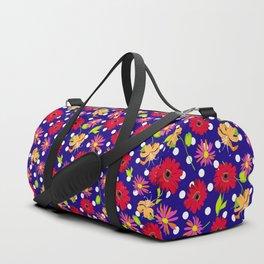 floral kingdom Duffle Bag