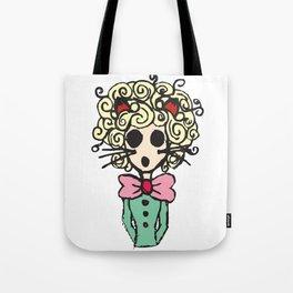 Ms Meow Tote Bag