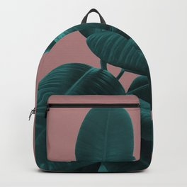 Ficus Elastica #9 #AshRose #decor #art #society6 Backpack