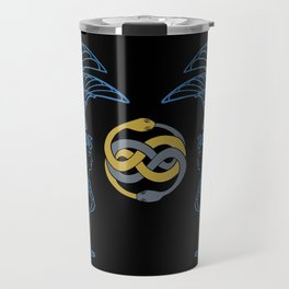 Oracle and Auryn Travel Mug