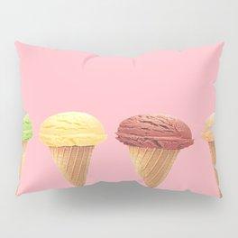 Frozen Flavors Pillow Sham