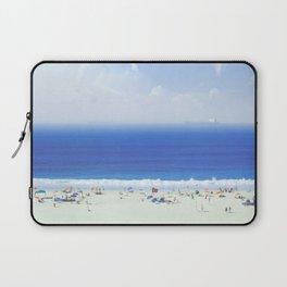 On the Beach Laptop Sleeve