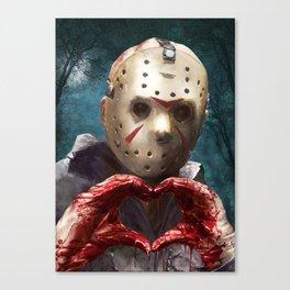 Love, Jason Canvas Print