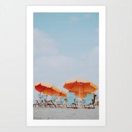 Cocoa Beach / Florida Art Print