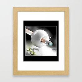 BreakingBad Framed Art Print