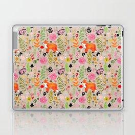 Woodland Fox Laptop & iPad Skin