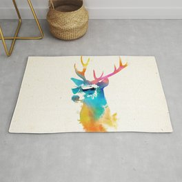 Sunny Stag Rug