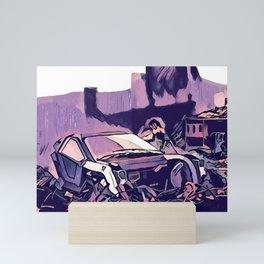 Scrapyard ~ Blade Runner 2049 Mini Art Print