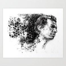 Dave  Art Print