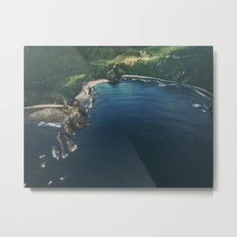 Destination Amazing Metal Print