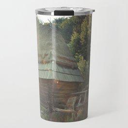 Water house Travel Mug