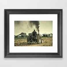 Marshall Clag Framed Art Print