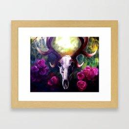 Kernun Framed Art Print