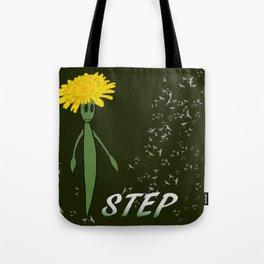 Dandeliono Character poster (STEP) Tote Bag