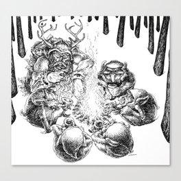 Ullr 2 Canvas Print