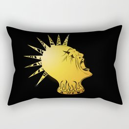 Rock It Rectangular Pillow