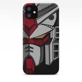 095 Gundam Full iPhone Case