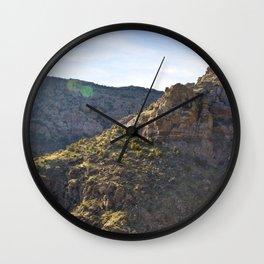 Mount Lemmon Wall Clock