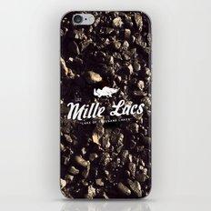 LAKE MILLE LACS iPhone & iPod Skin