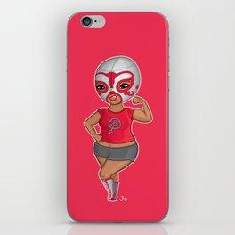Viva la lucha iPhone Skin