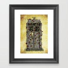 Rose- Doctor Who Framed Art Print