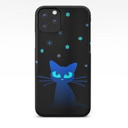 Glow in the Dark Cat iPhone Case